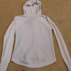 Athleta Hoodie/zip cardigan